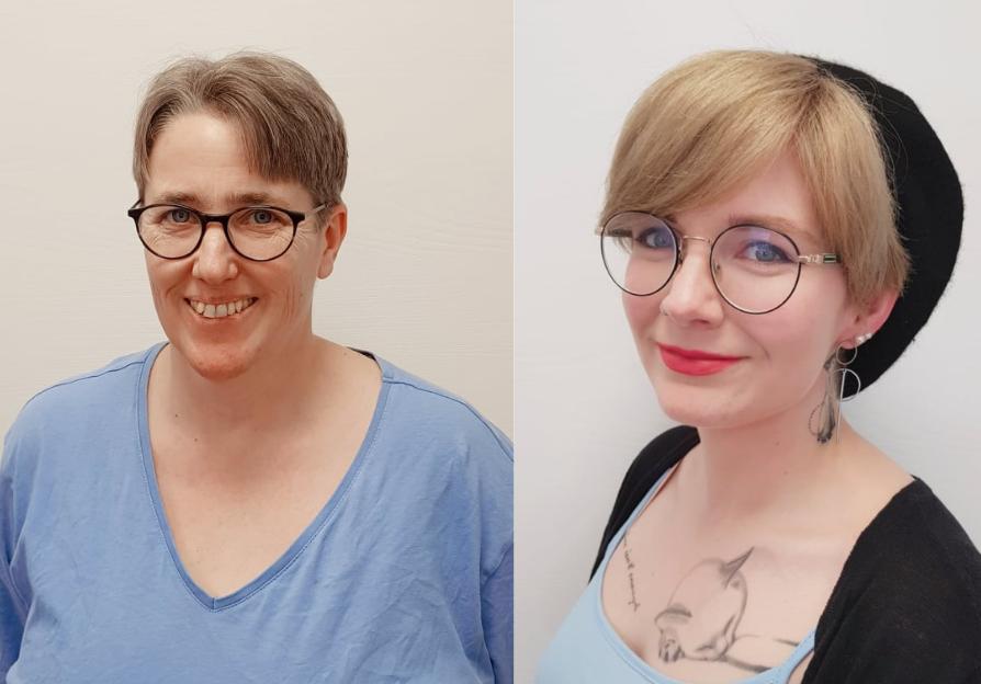 Annamarie Escher-Schenkschuck & Sabine Flecke